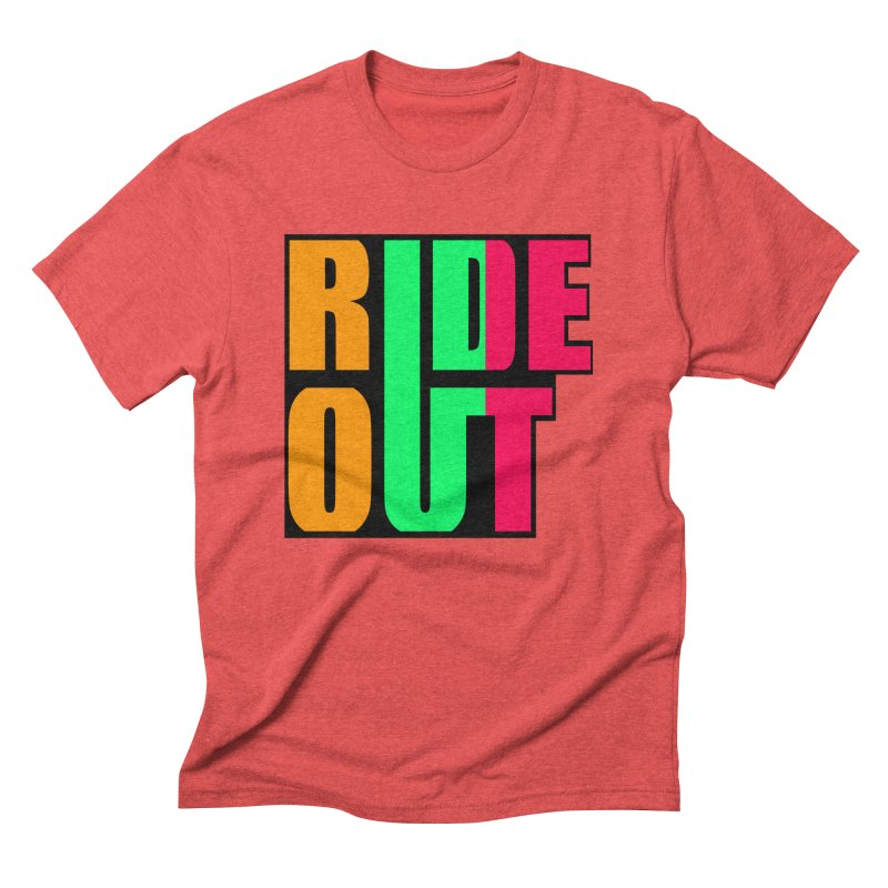 ride out 0 Men's Triblend T-Shirt by kumpast's Artist Shop