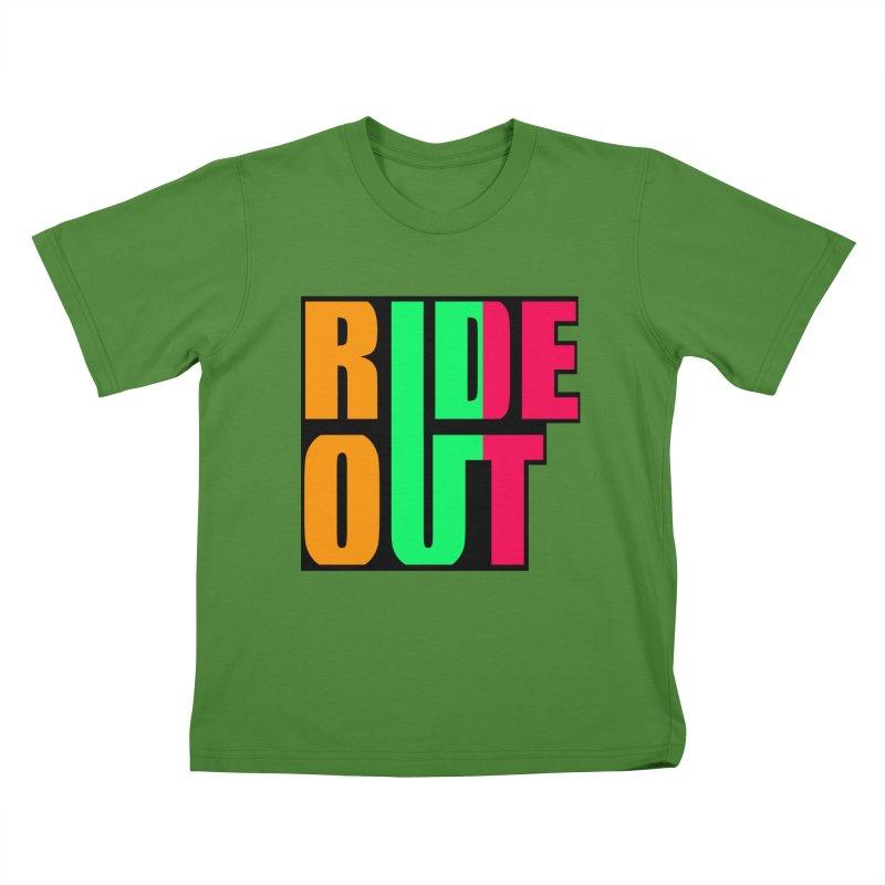 ride out 0 Kids T-Shirt by kumpast's Artist Shop
