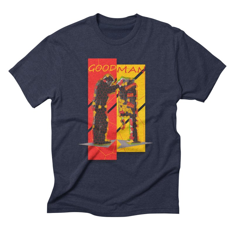 saul goodman Men's Triblend T-shirt by kumpast's Artist Shop