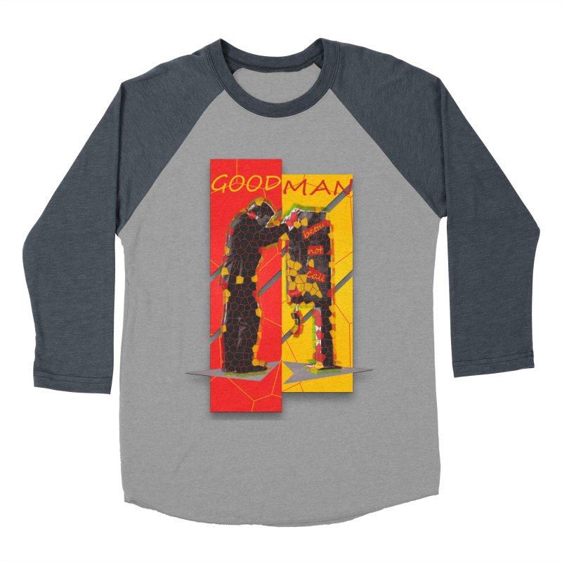 saul goodman Men's Baseball Triblend T-Shirt by kumpast's Artist Shop