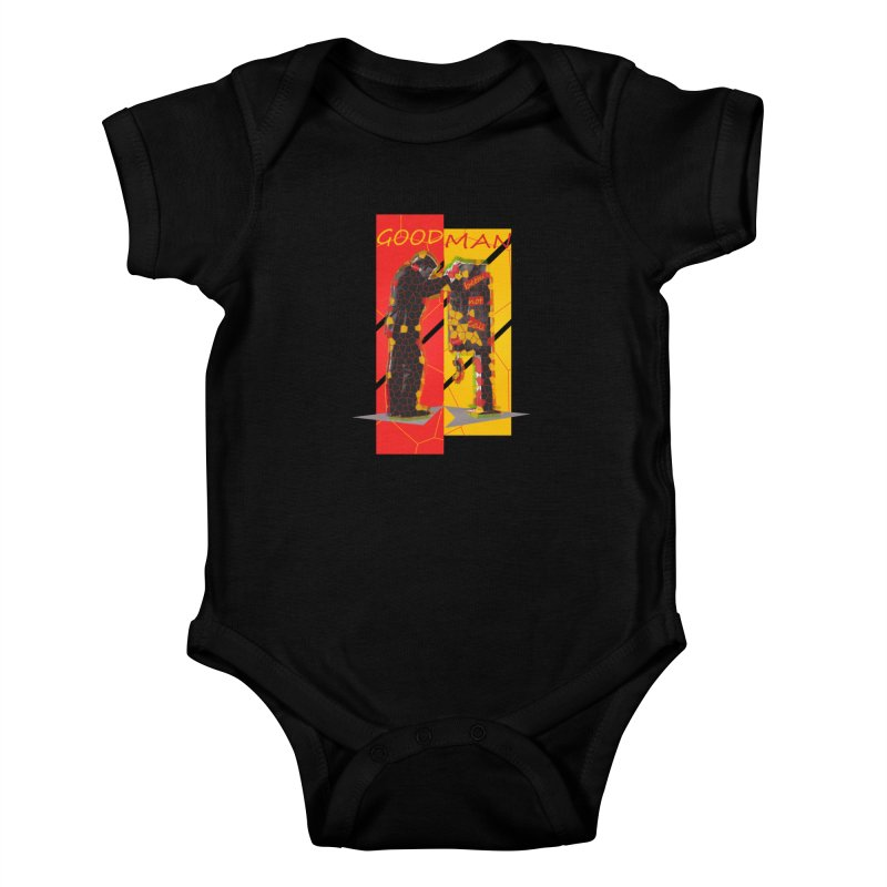 saul goodman Kids Baby Bodysuit by kumpast's Artist Shop