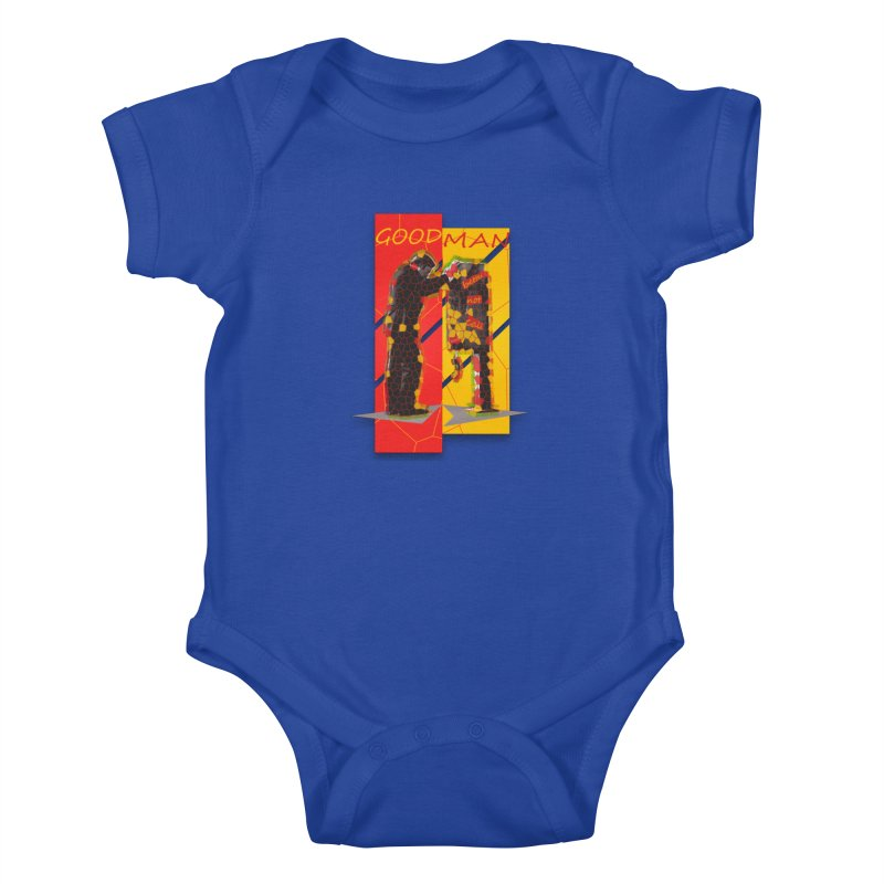 saul goodman Kids Baby Bodysuit by kumpast's Artist Shop