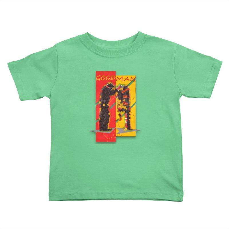 saul goodman Kids Toddler T-Shirt by kumpast's Artist Shop