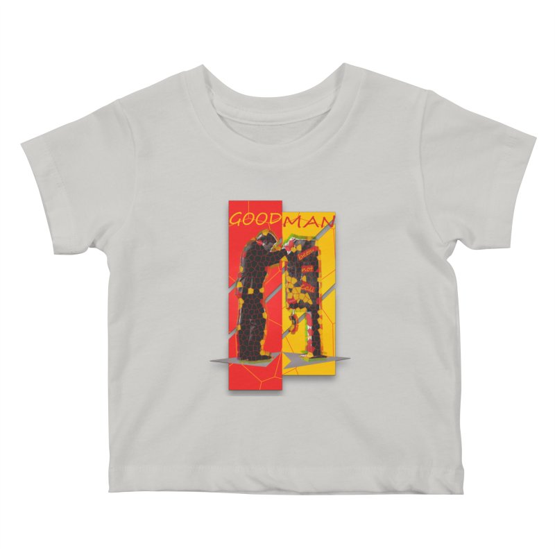 saul goodman Kids Baby T-Shirt by kumpast's Artist Shop