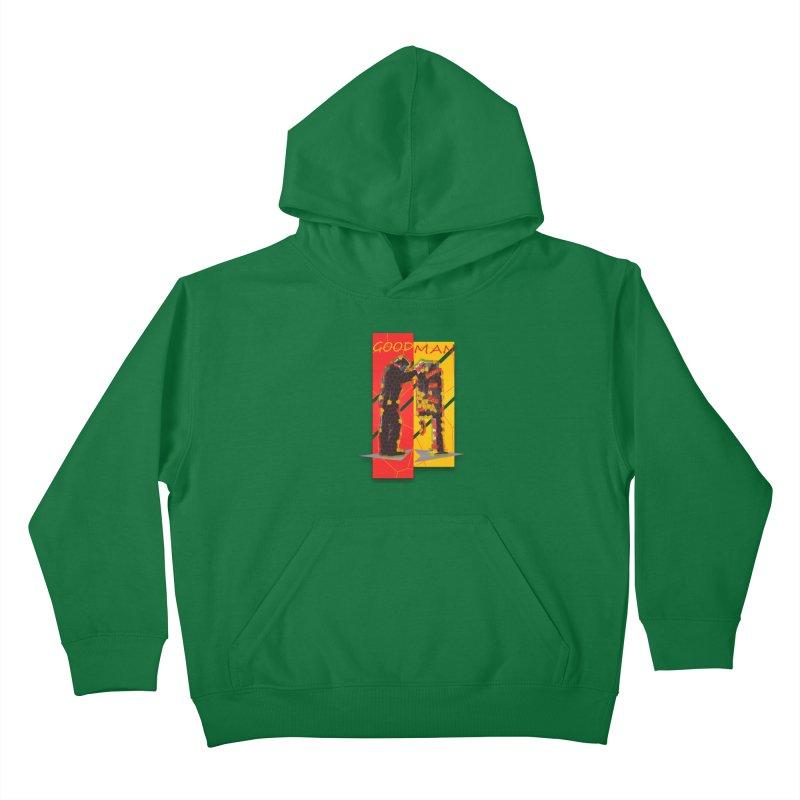saul goodman Kids Pullover Hoody by kumpast's Artist Shop