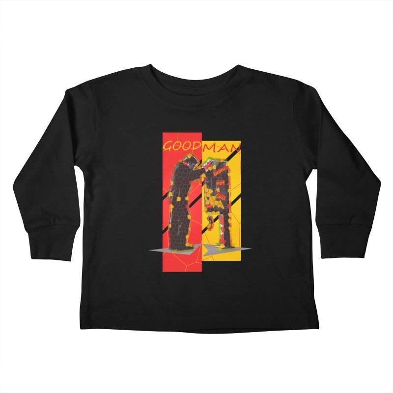 saul goodman Kids Toddler Longsleeve T-Shirt by kumpast's Artist Shop