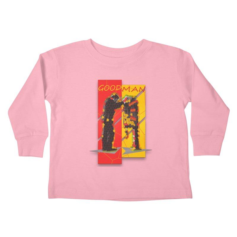 saul goodman Kids Toddler Longsleeve T-Shirt by kumpast's Artist Shop