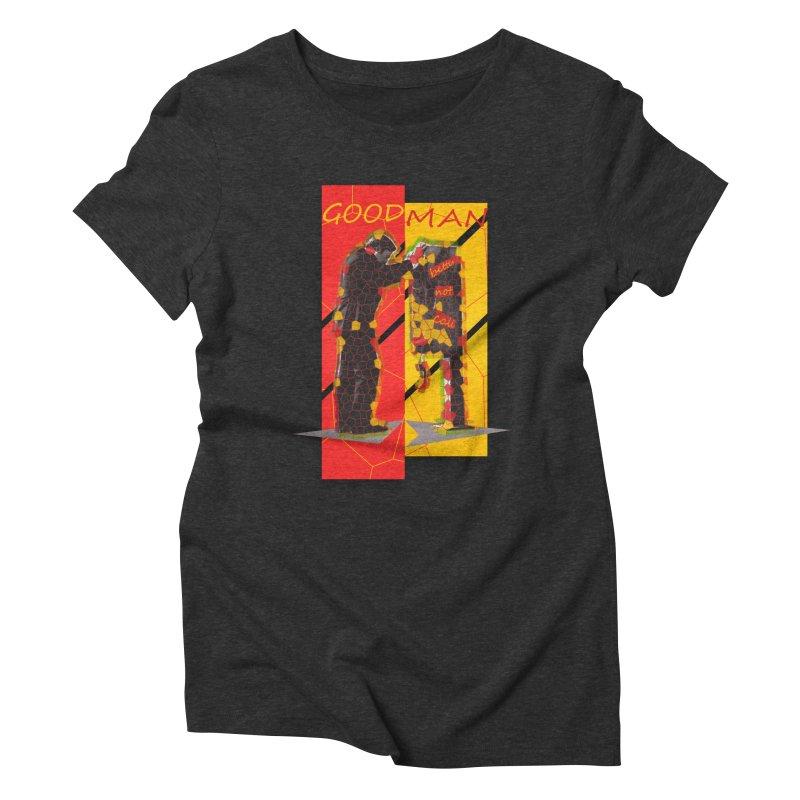 saul goodman Women's Triblend T-Shirt by kumpast's Artist Shop