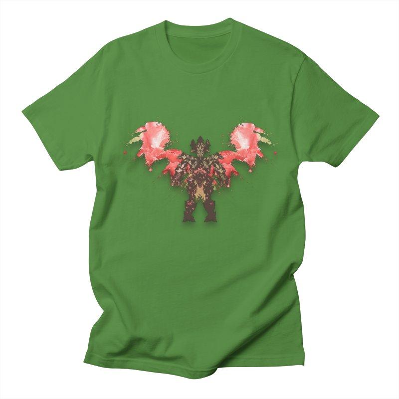 rosey wingsuit boot Men's T-Shirt by kumpast's Artist Shop