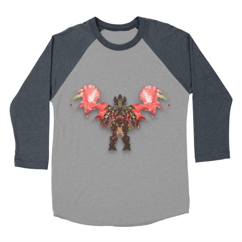 rosey wingsuit boot Men's Baseball Triblend T-Shirt by kumpast's Artist Shop