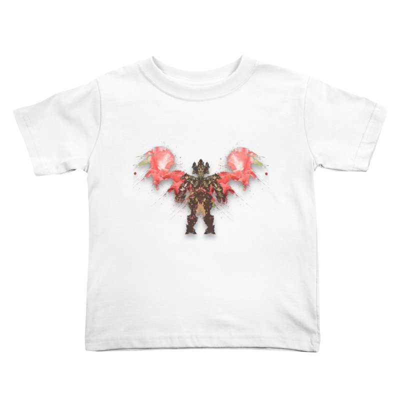 rosey wingsuit boot Kids Toddler T-Shirt by kumpast's Artist Shop