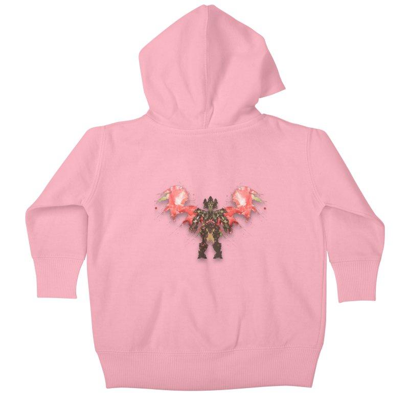 rosey wingsuit boot Kids Baby Zip-Up Hoody by kumpast's Artist Shop