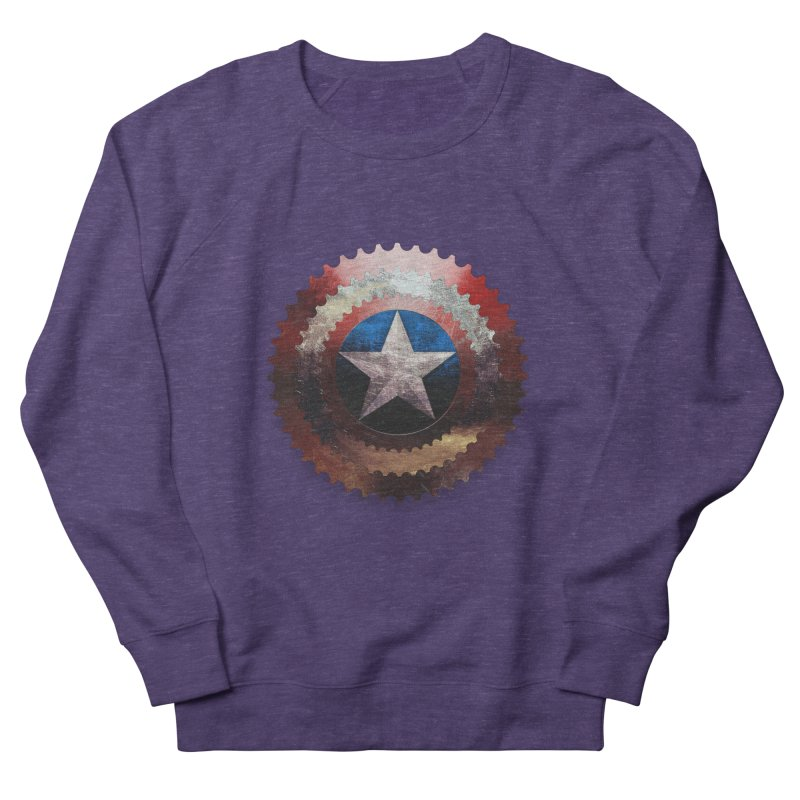 captain bike  Women's Sweatshirt by kumpast's Artist Shop