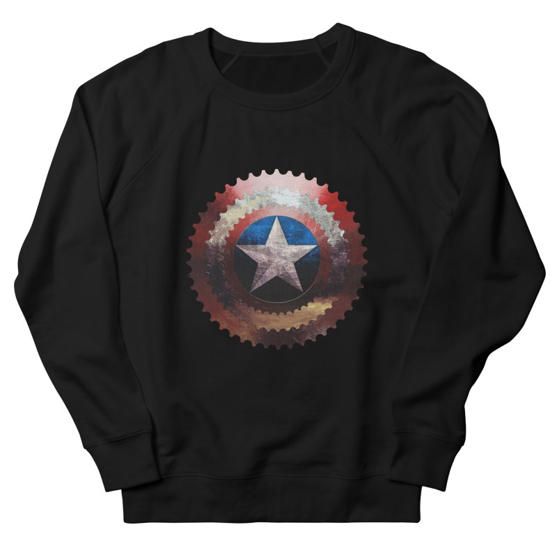 captain bike  Women's Sweatshirt by kumpast's Artist Shop