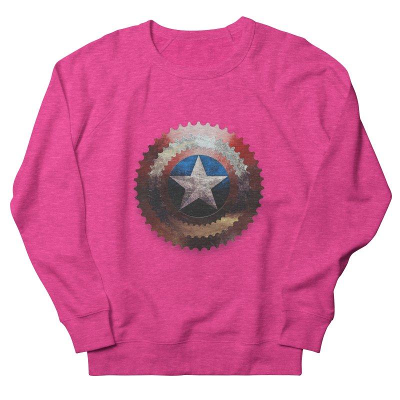 captain bike  Men's Sweatshirt by kumpast's Artist Shop