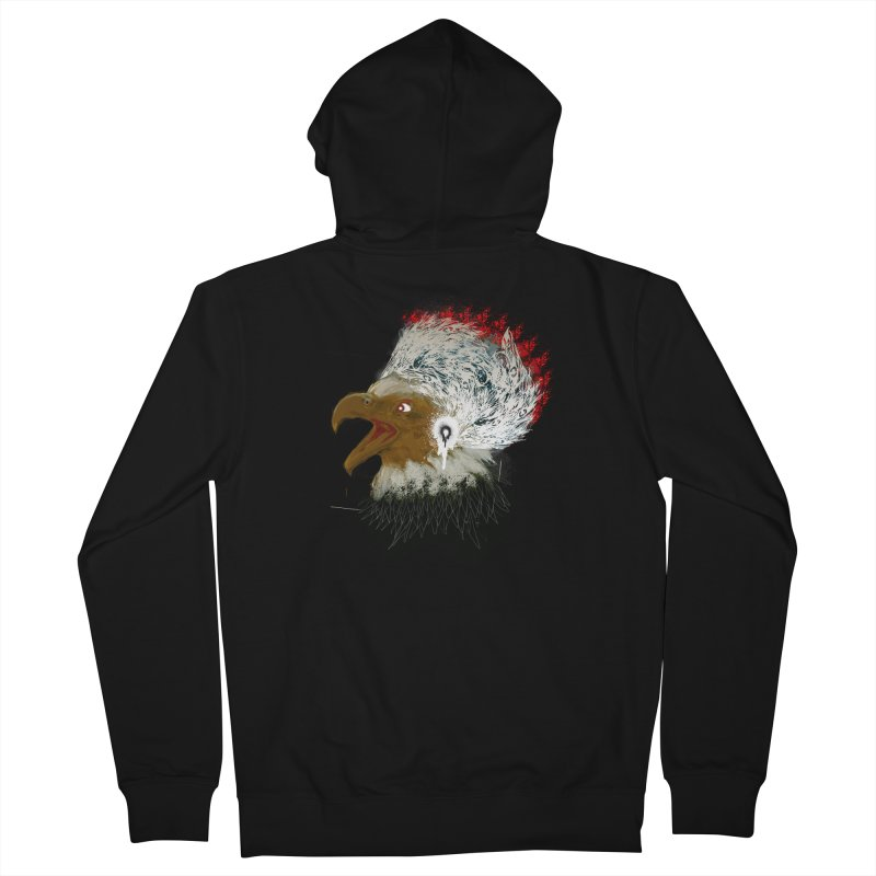 the leader indian eagle chief   by kumpast's Artist Shop
