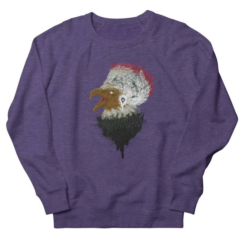 the leader indian eagle chief Women's Sweatshirt by kumpast's Artist Shop