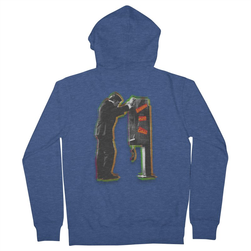 better not call saul Men's Zip-Up Hoody by kumpast's Artist Shop