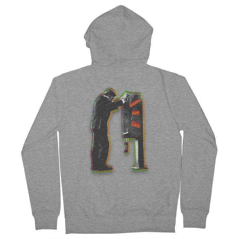 better not call saul Men's Zip-Up Hoody by kumpast's Artist Shop