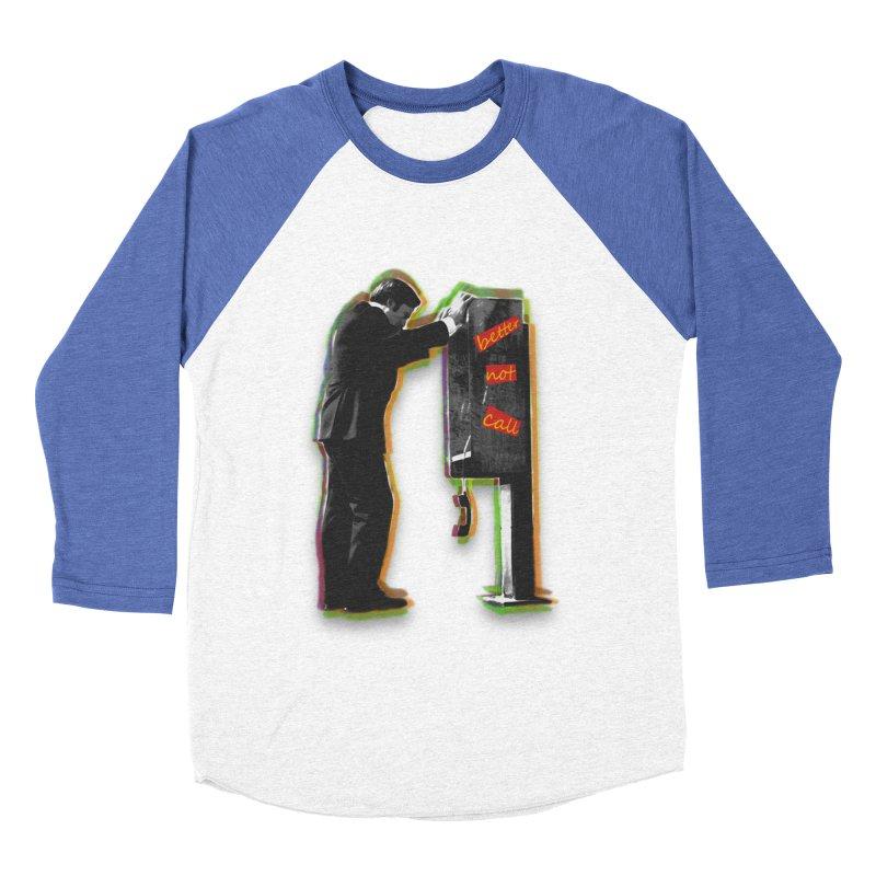 better not call saul Men's Baseball Triblend T-Shirt by kumpast's Artist Shop