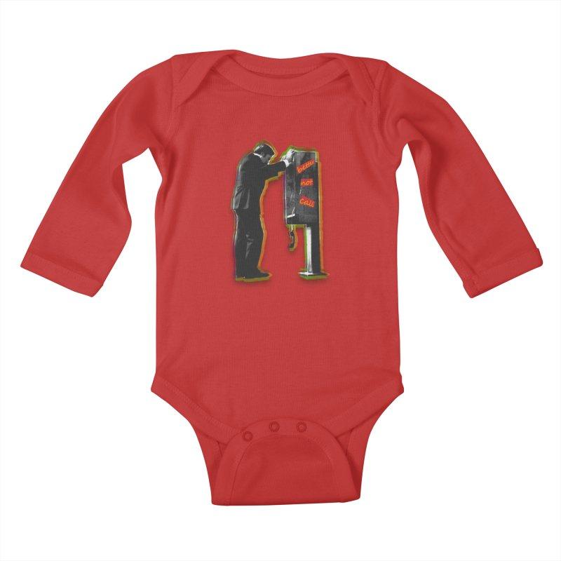 better not call saul Kids Baby Longsleeve Bodysuit by kumpast's Artist Shop