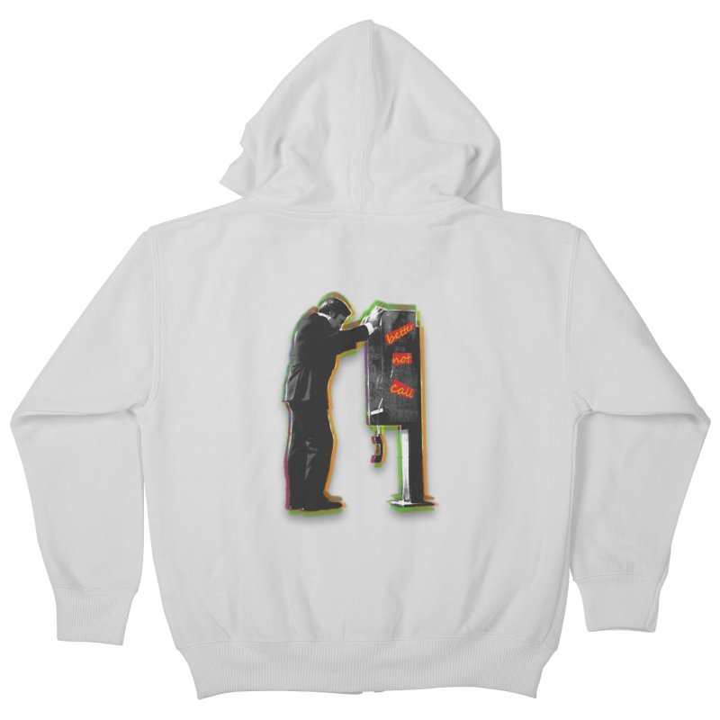 better not call saul Kids Zip-Up Hoody by kumpast's Artist Shop