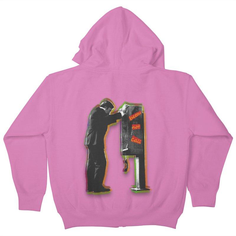 better not call saul Kids Zip-Up Hoody by kumpast's Artist Shop