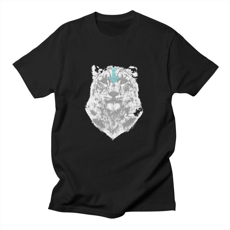 tiger the last air bender Men's T-Shirt by kumpast's Artist Shop