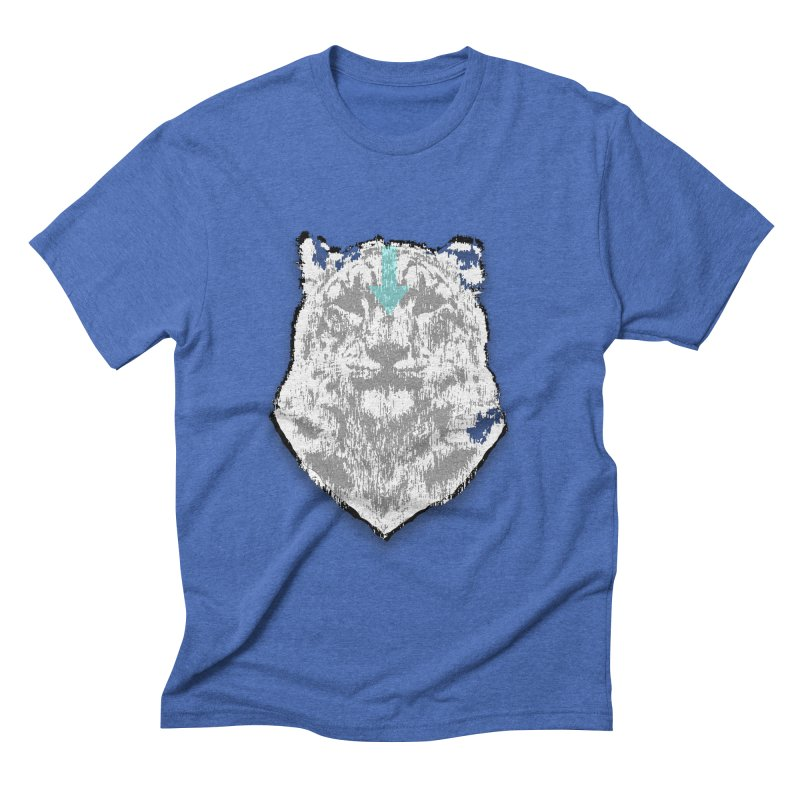 tiger the last air bender Men's Triblend T-shirt by kumpast's Artist Shop