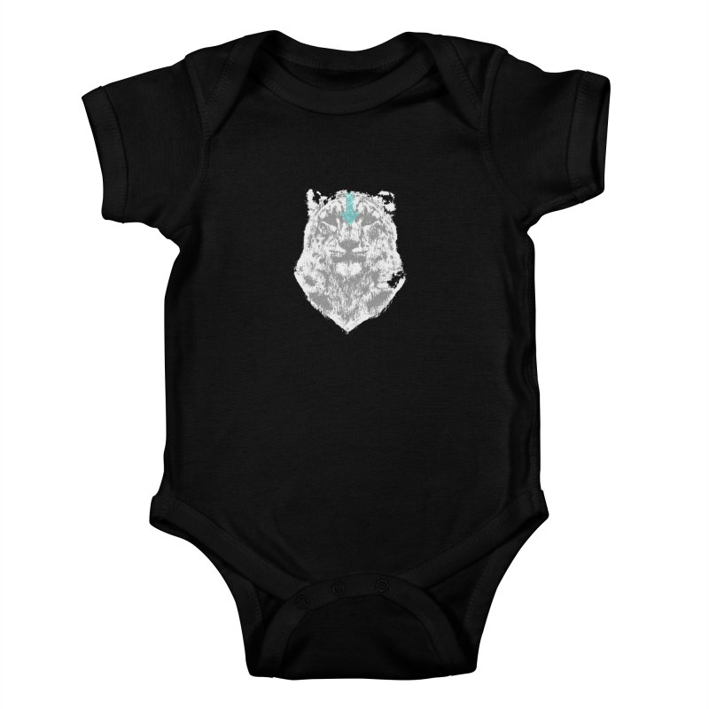 tiger the last air bender Kids Baby Bodysuit by kumpast's Artist Shop