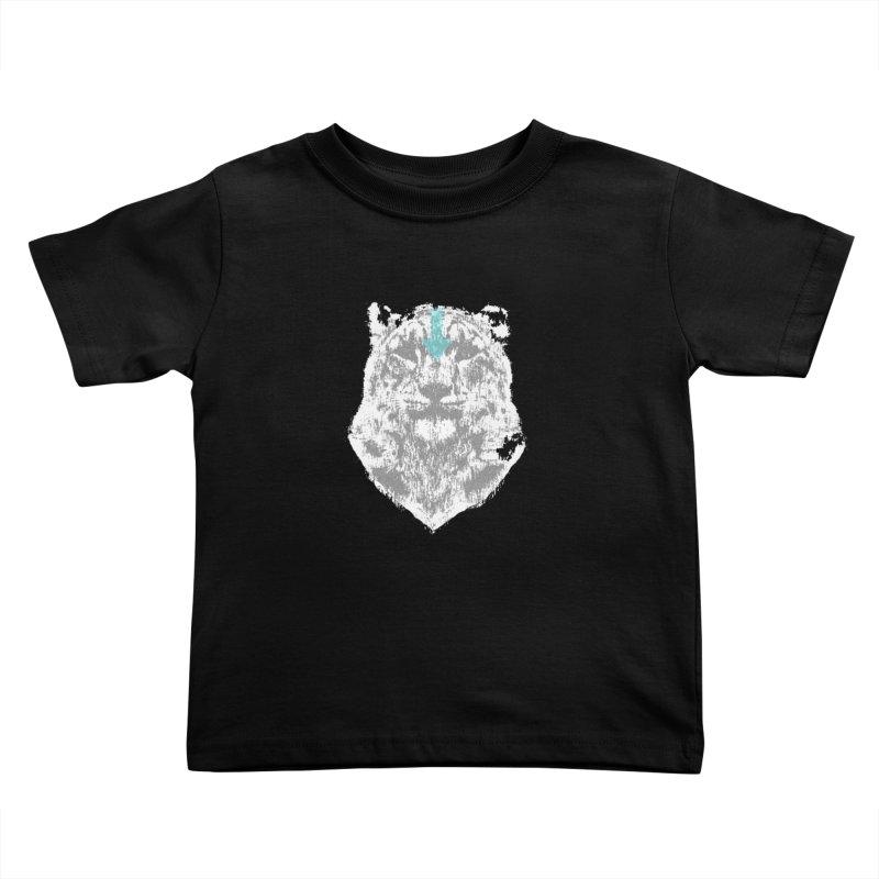tiger the last air bender Kids Toddler T-Shirt by kumpast's Artist Shop