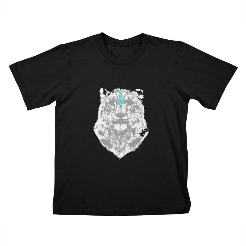 tiger the last air bender Kids T-Shirt by kumpast's Artist Shop