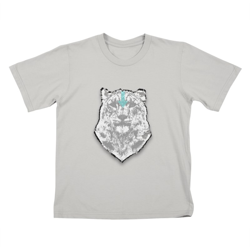 tiger the last air bender Kids T-shirt by kumpast's Artist Shop