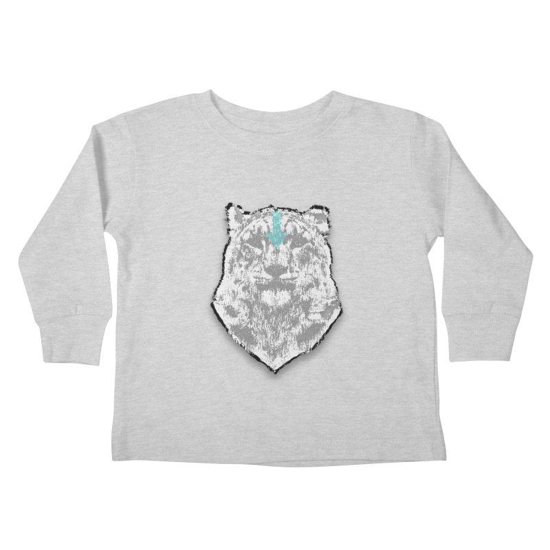 tiger the last air bender Kids Toddler Longsleeve T-Shirt by kumpast's Artist Shop