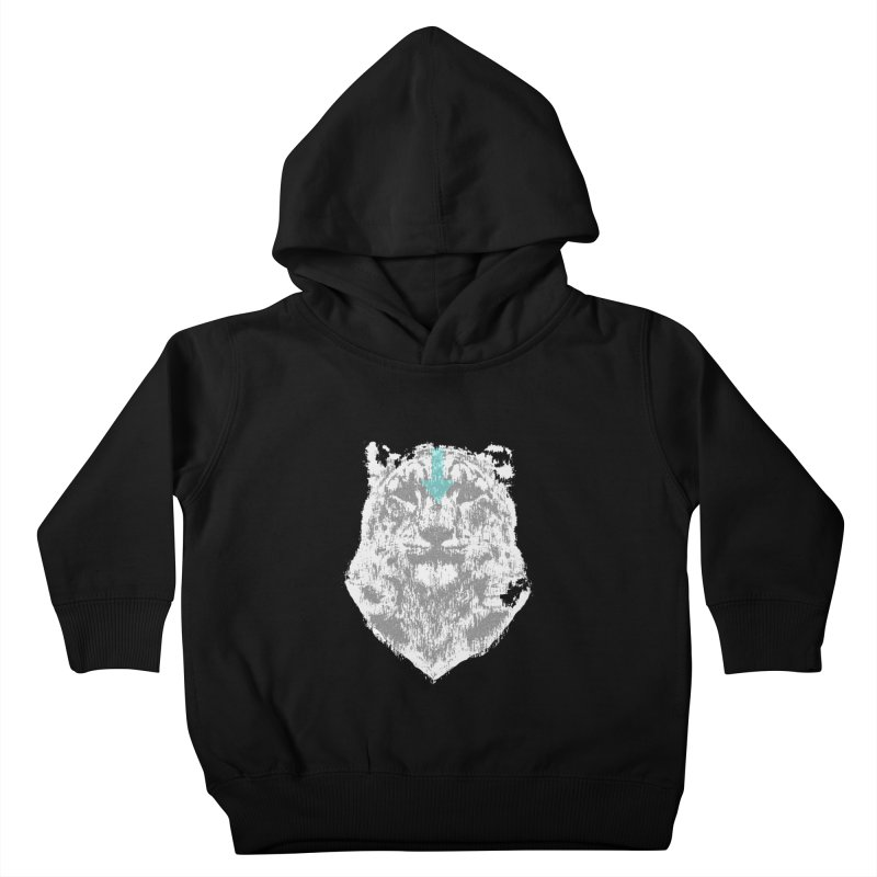 tiger the last air bender Kids Toddler Pullover Hoody by kumpast's Artist Shop