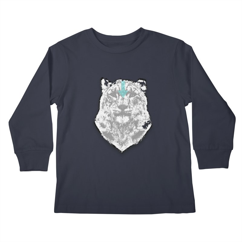 tiger the last air bender Kids Longsleeve T-Shirt by kumpast's Artist Shop