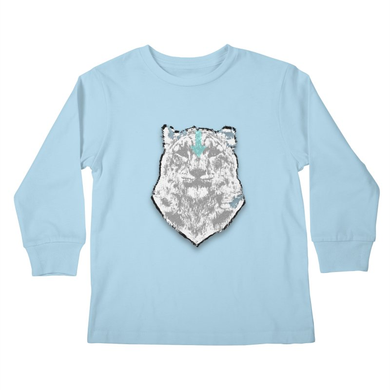 tiger the last air bender Kids Longsleeve T-Shirt by kumpast's Artist Shop