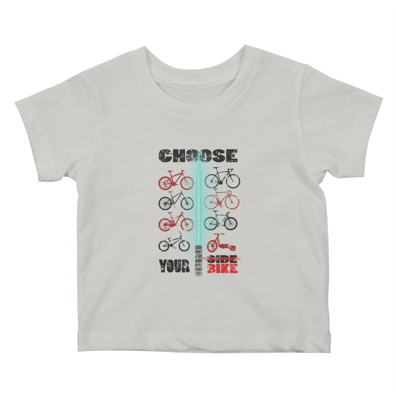 choose your bike Kids Baby T-Shirt by kumpast's Artist Shop