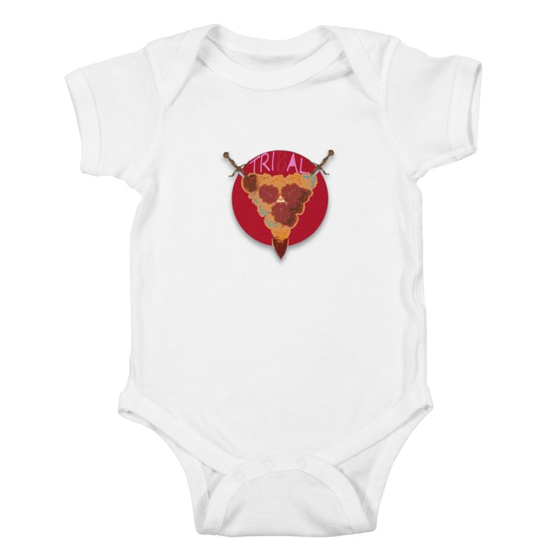 tribal got Kids Baby Bodysuit by kumpast's Artist Shop