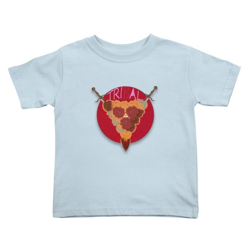 tribal got Kids Toddler T-Shirt by kumpast's Artist Shop