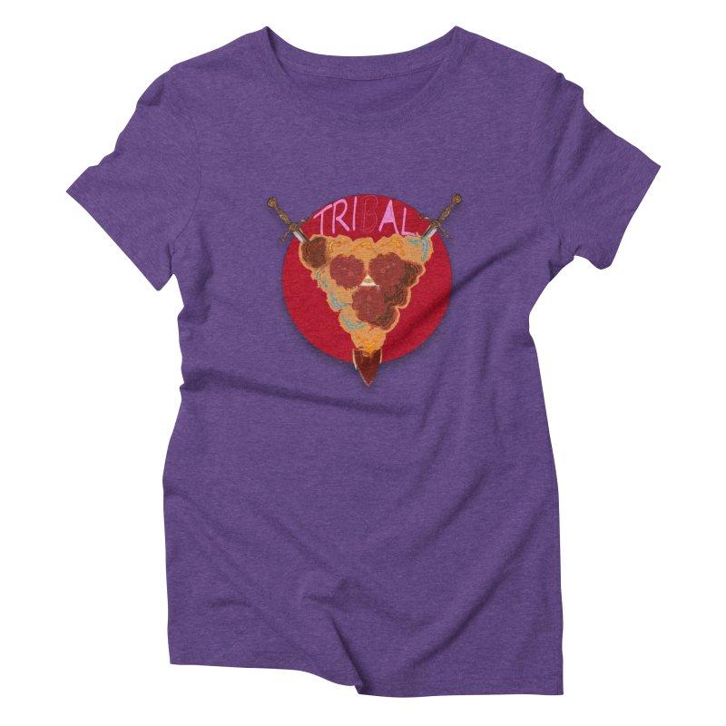 tribal got Women's Triblend T-Shirt by kumpast's Artist Shop