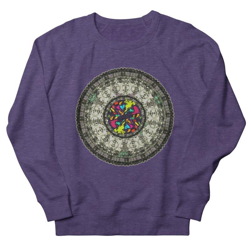 the mandala around Women's Sweatshirt by kumpast's Artist Shop