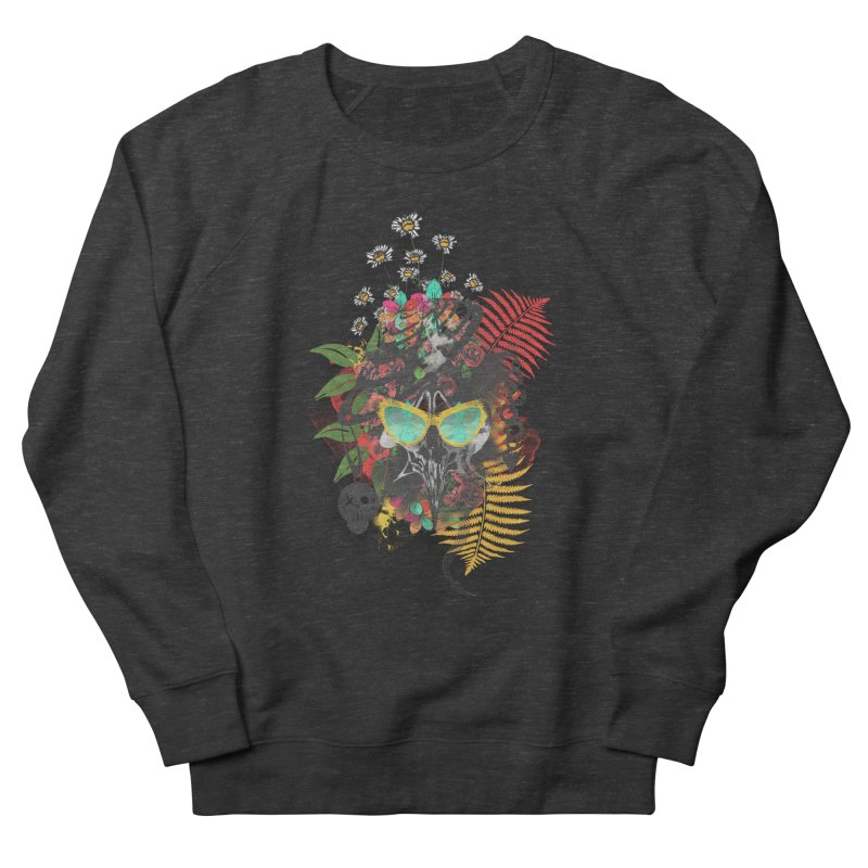 skull spring before summer Women's Sweatshirt by kumpast's Artist Shop