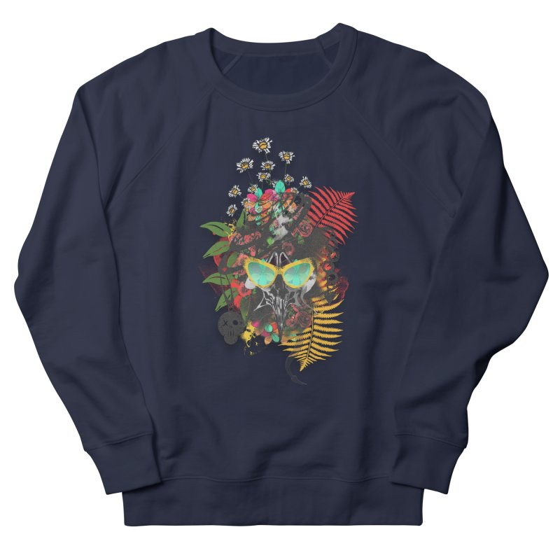 skull spring before summer Women's Sweatshirt by kumpast's Artist Shop