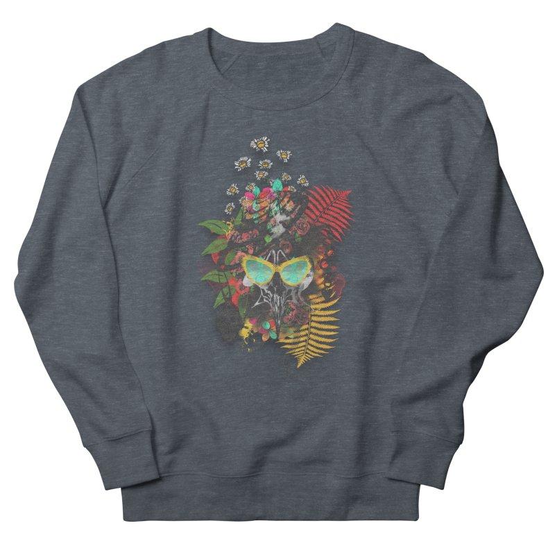 skull spring before summer Men's Sweatshirt by kumpast's Artist Shop