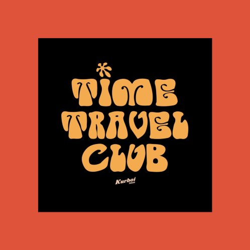 Design for Time Travel Club (Yellow)