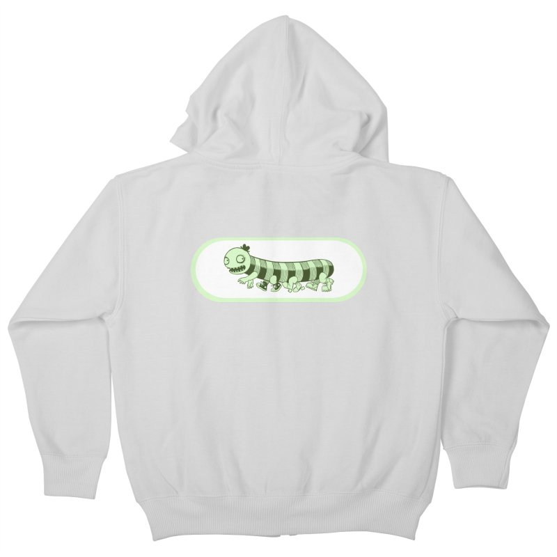Roy Kids Zip-Up Hoody by The Kurdles' T-shirt Shop