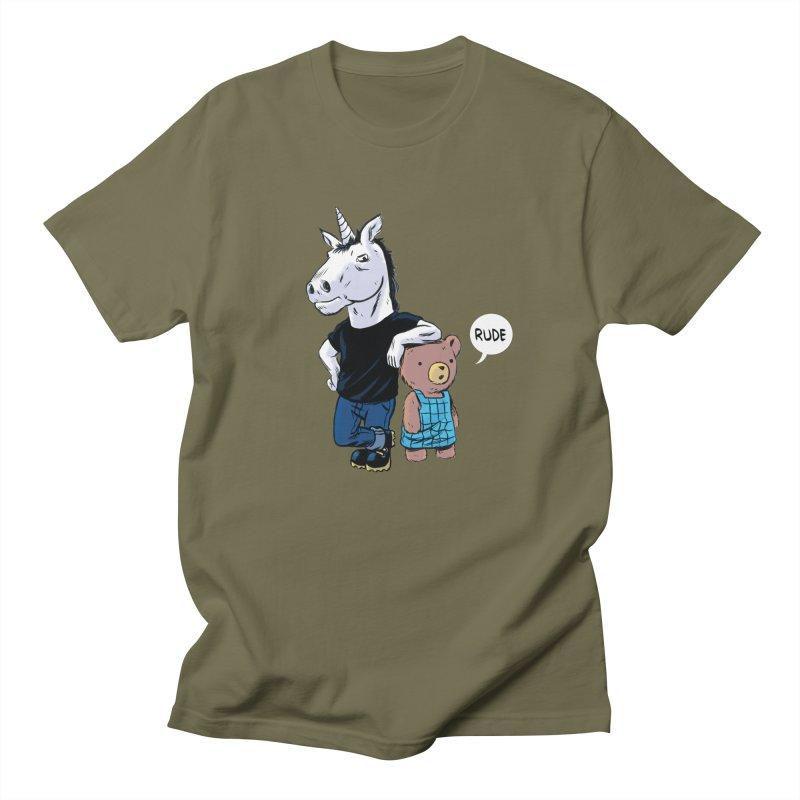 Sally and Hank Men's T-Shirt by The Kurdles' T-shirt Shop