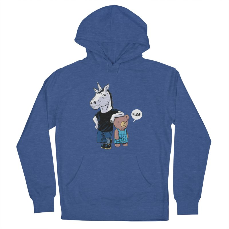 Sally and Hank Women's Pullover Hoody by The Kurdles' T-shirt Shop