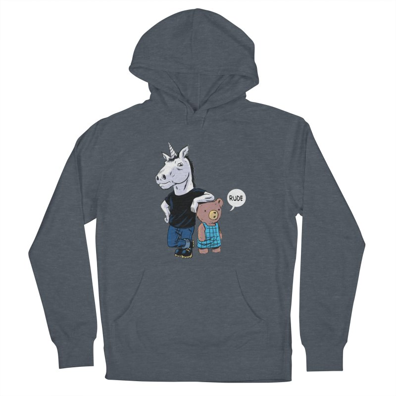 Sally and Hank Men's Pullover Hoody by The Kurdles' T-shirt Shop